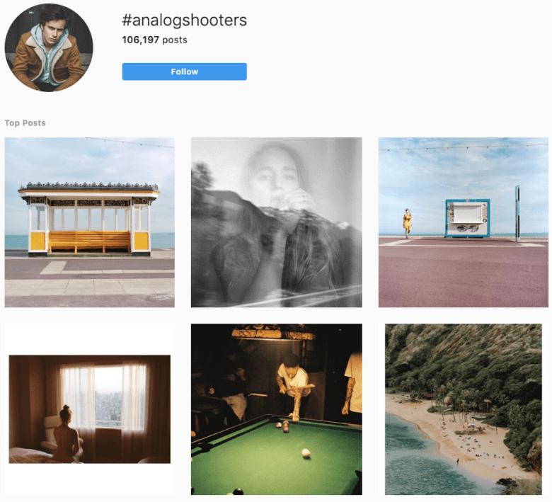 photography hashtags