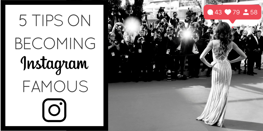 How to become instagram famous overnight