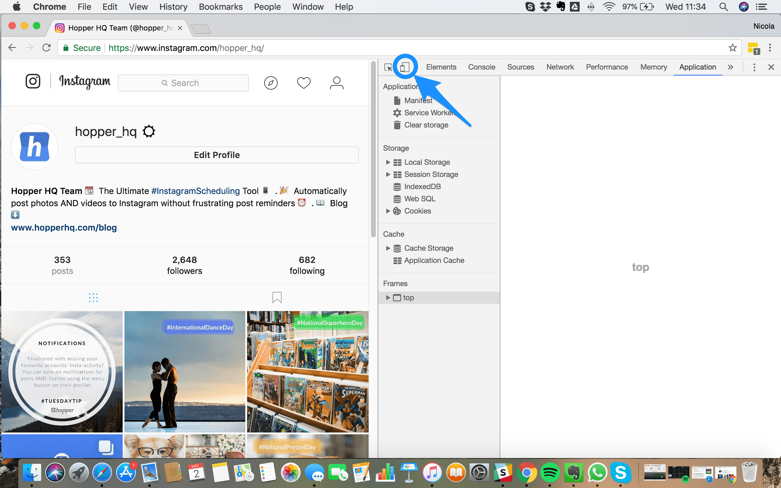 How To Post To Instagram From PC or Mac - A Complete Guide