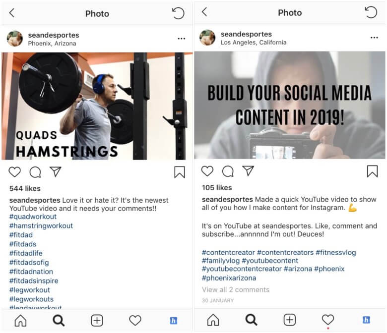 how to grow an instagram account