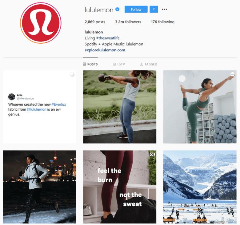 lululemon-instagram