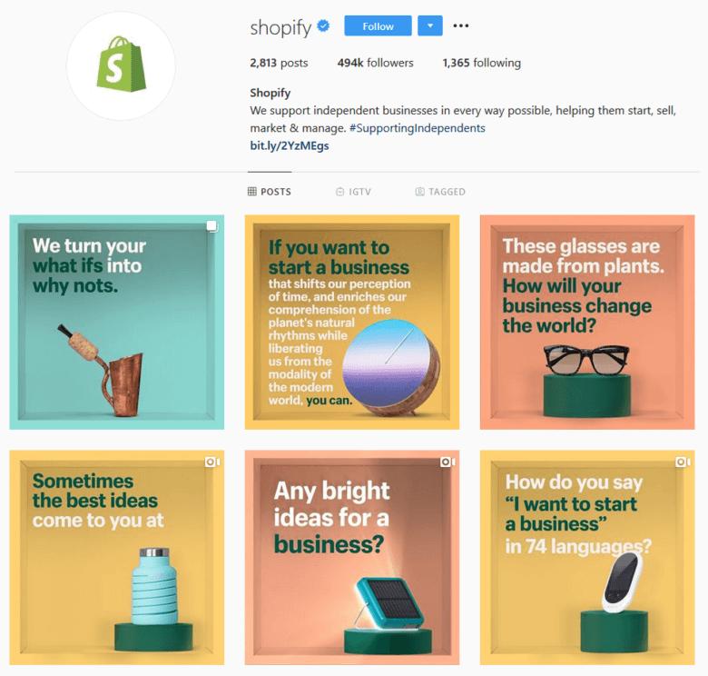 30 Best Brands On Instagram Right Now Hopper Hq Instagram Scheduler
