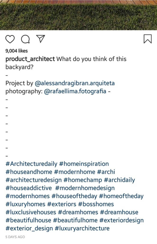 @product_architect post from Instagram explore page