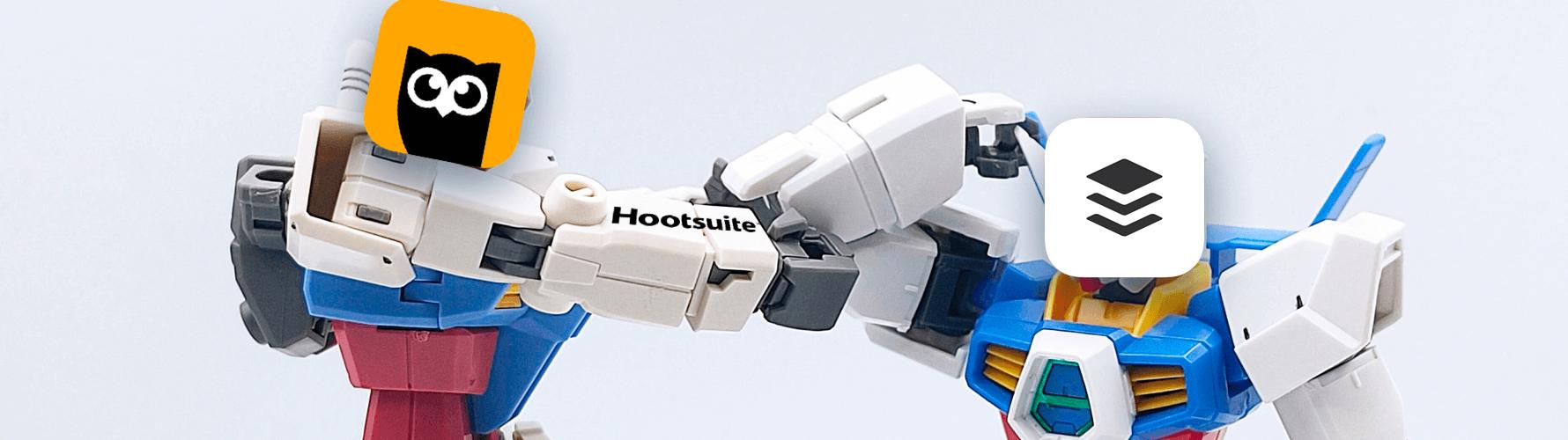 Hootsuite vs Buffer