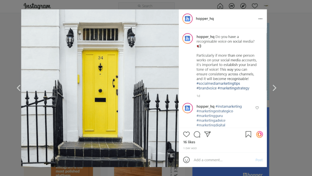 Getting embed script from Instagram post