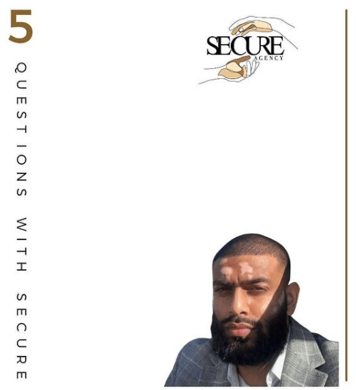 5 Questions with Secure. Henry.